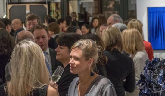 伦敦房产、设计和艺术界领军人物齐聚开年酒会